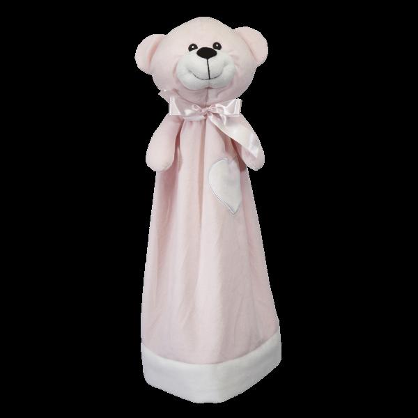 SchnuffelPuppe Bär Pinky