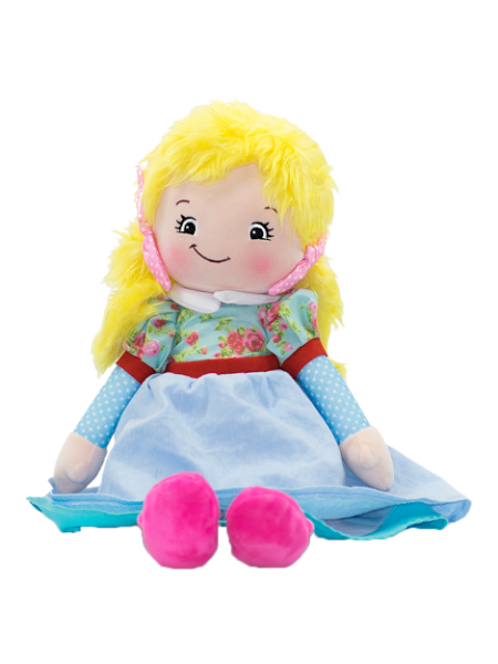 SchnuffelPuppe Blondi