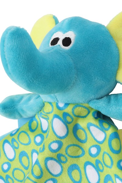 SchnuffelTuch Elefant Diddi